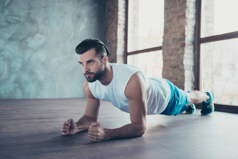 stomach fat burning exercises for men