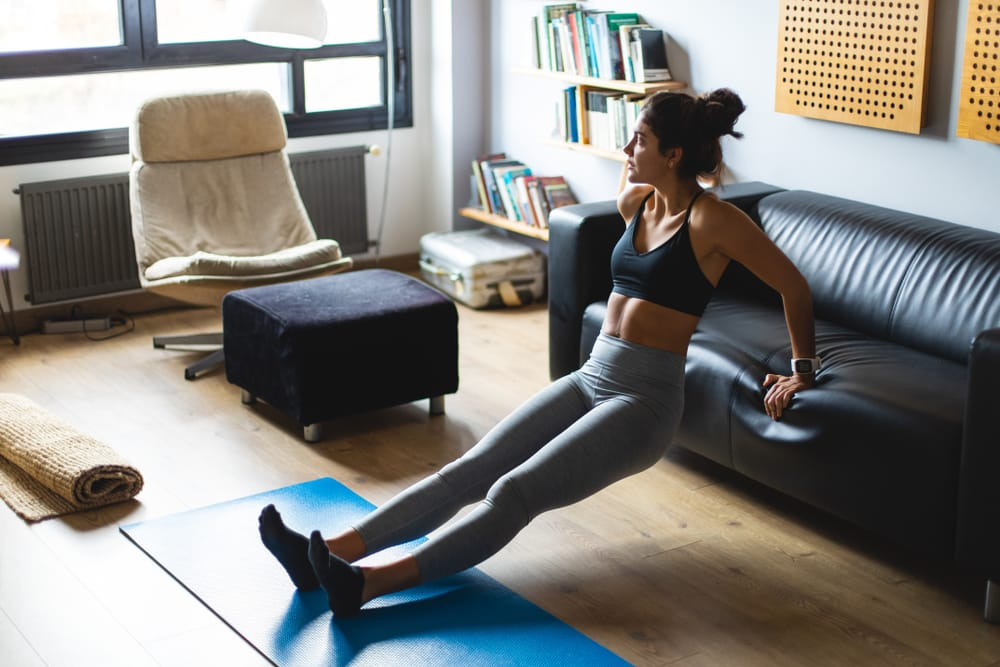 compound exercises for weight loss no equipment