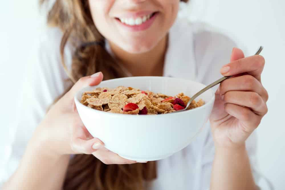 best breakfast cereal for weight loss