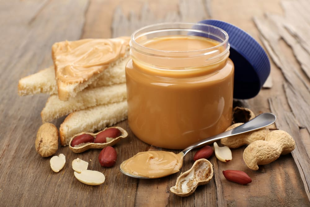 weight loss hacks with peanut butter