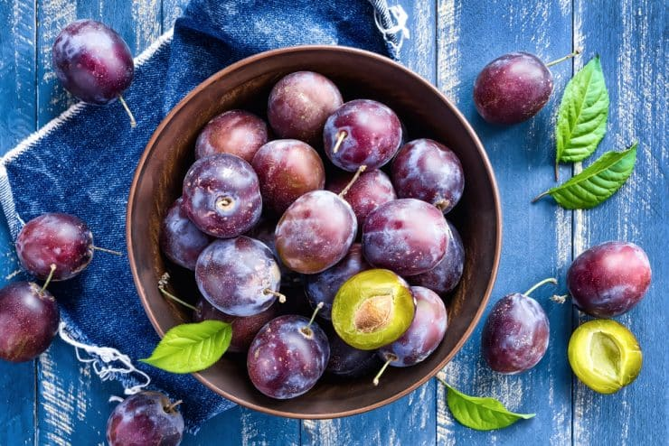 benefits of plums for weight loss