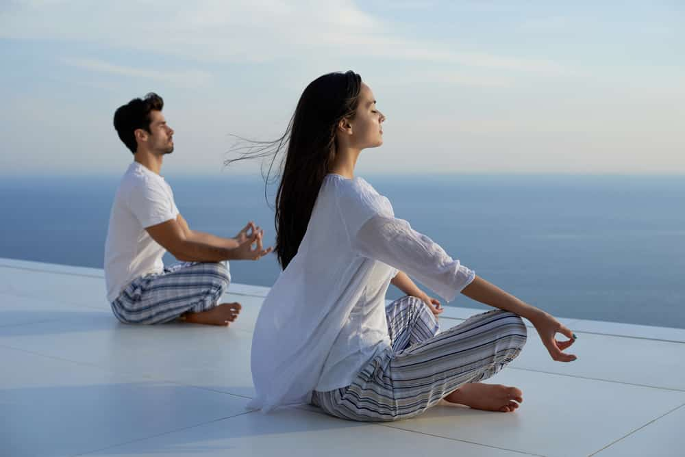 meditate for energy