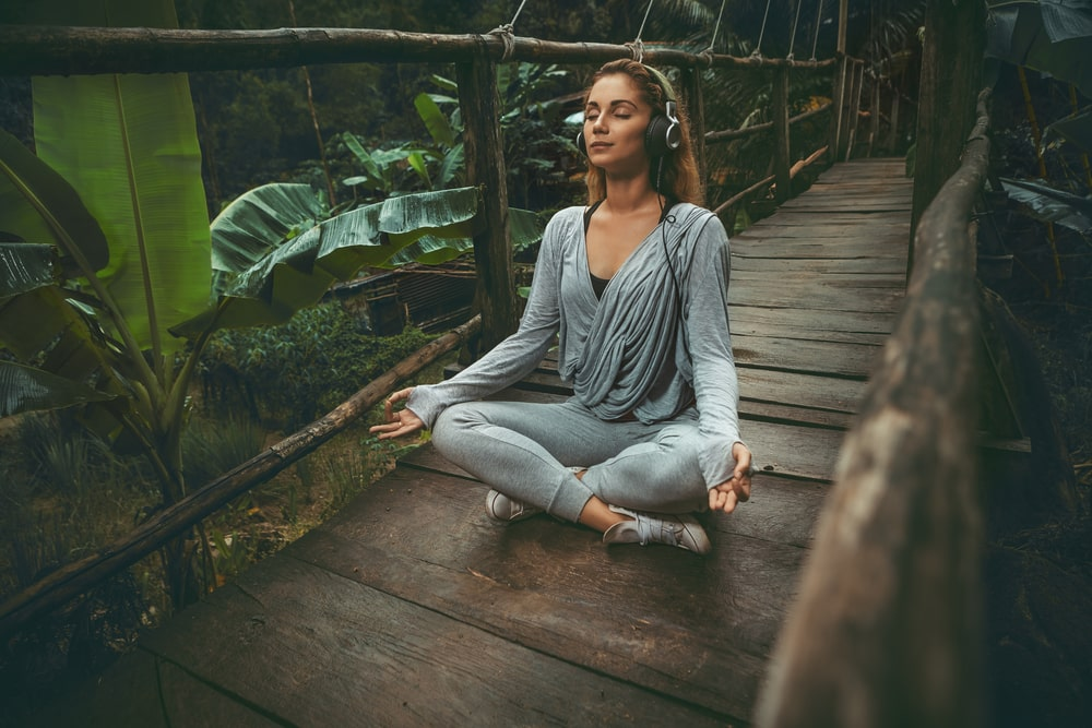 how to meditate for peace of mind