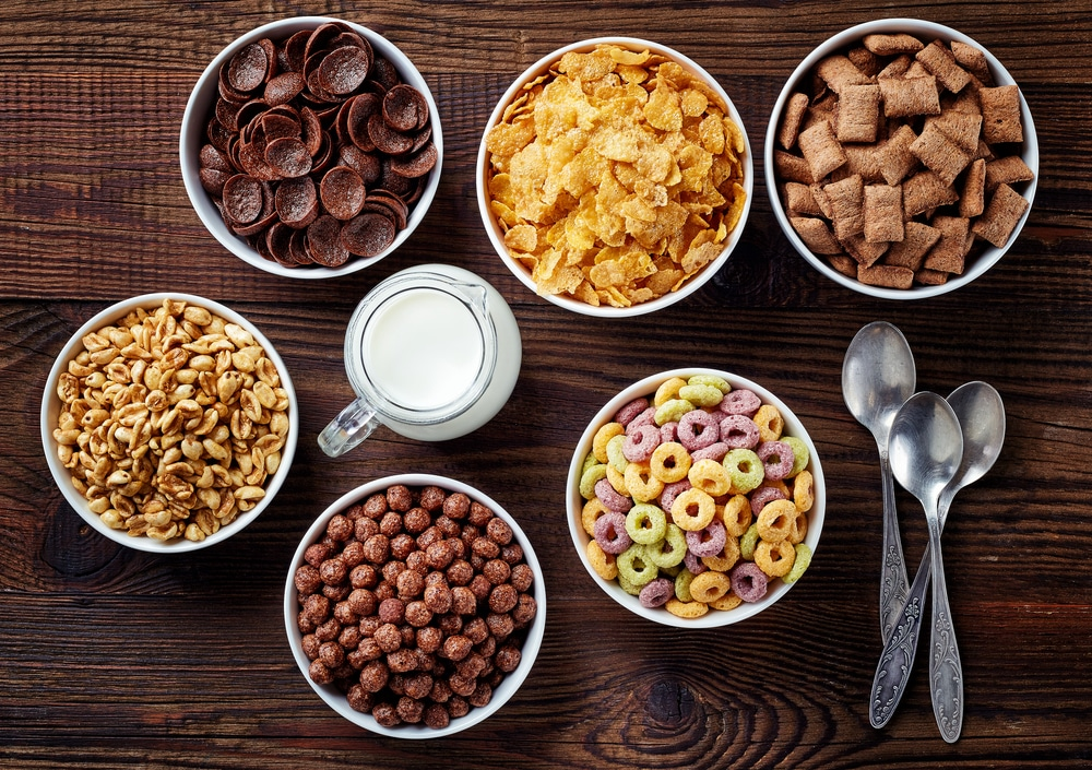 best whole grain cereal for weight loss