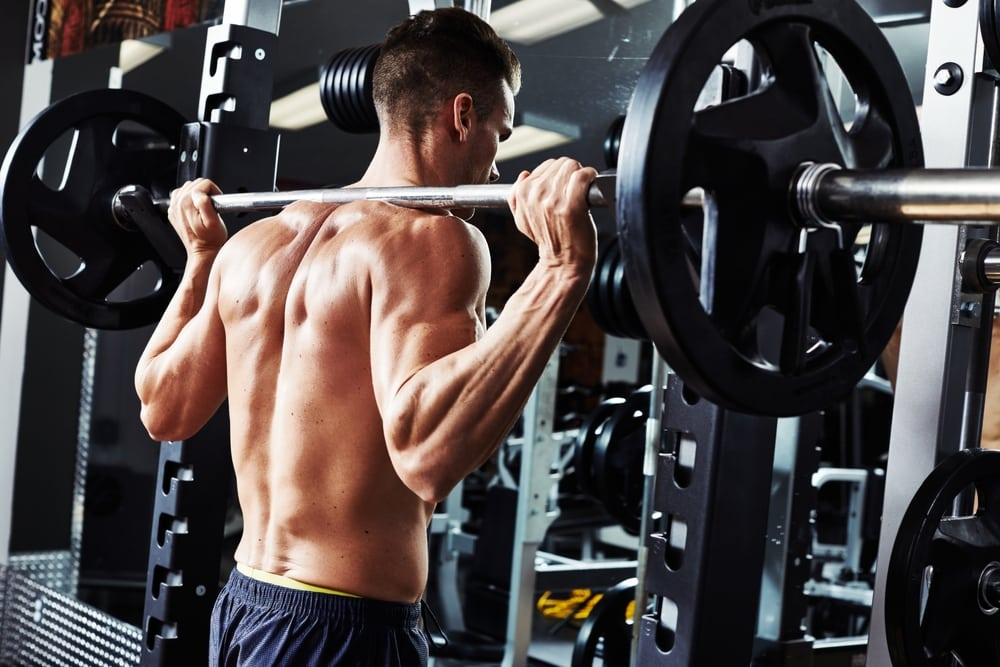 weight based exercises for burning fat men