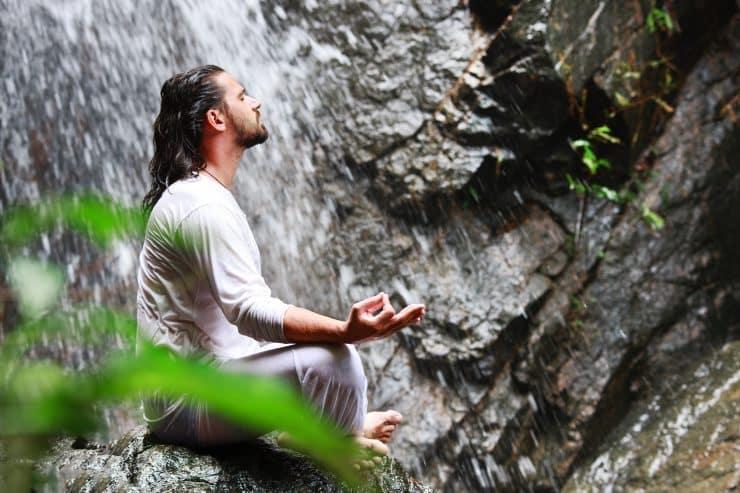 what does meditation feel like