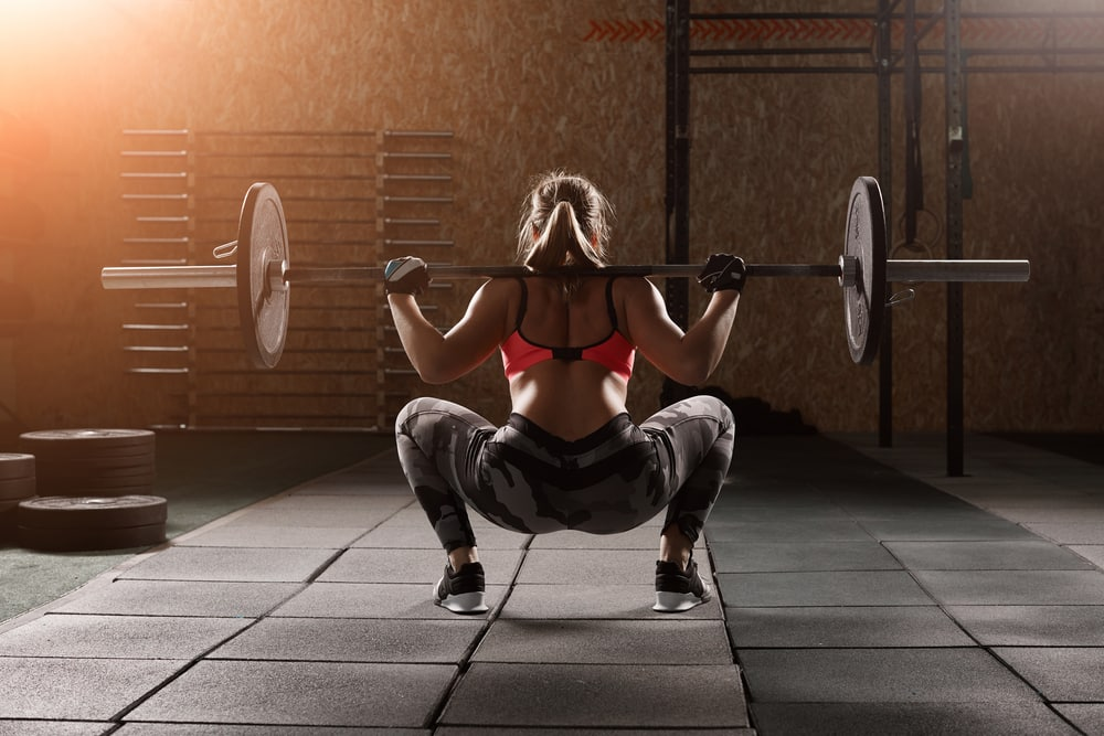 compound exercises for weight loss over 40