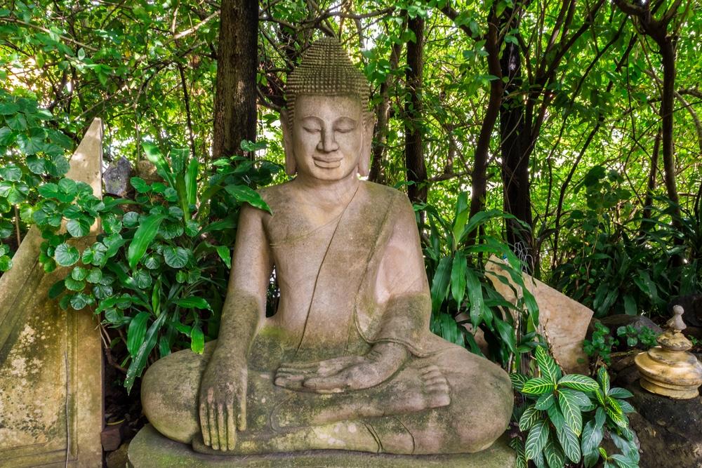 buddhist meditation hand positions