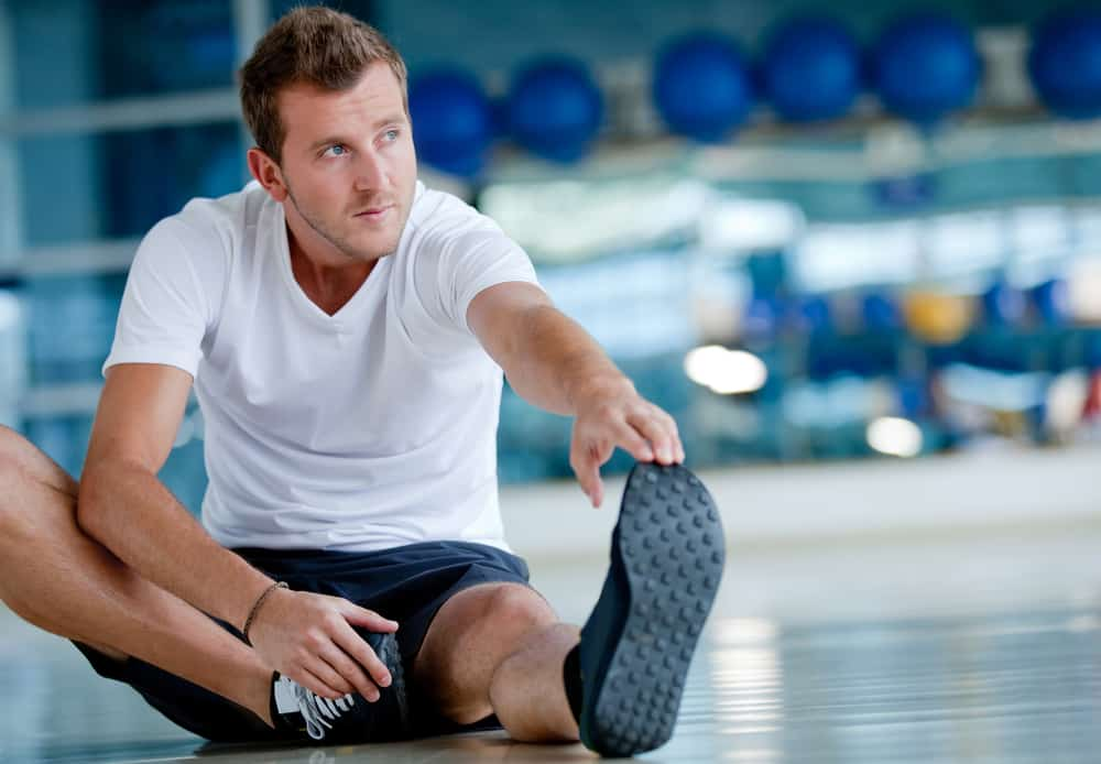 fat burning exercises for men at home