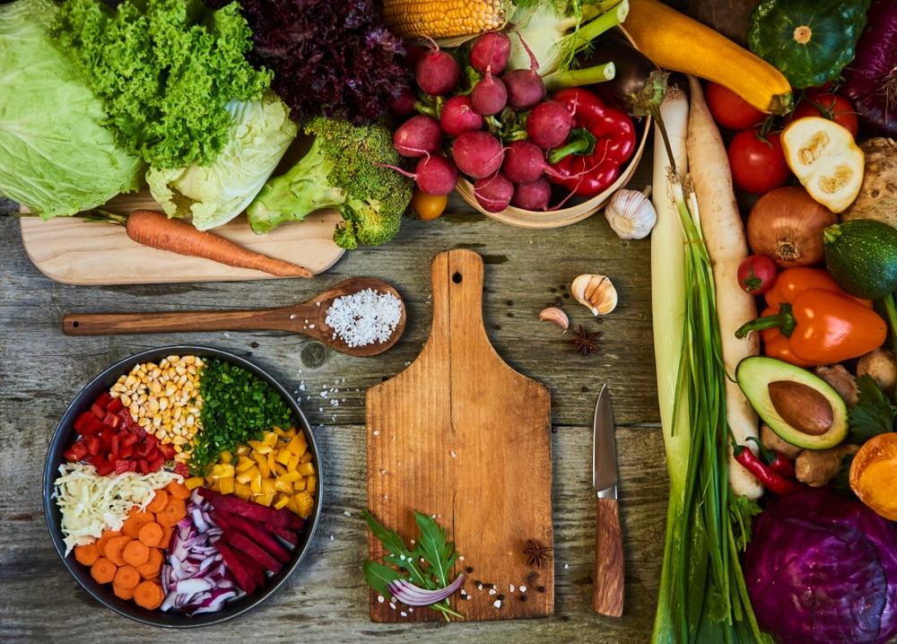 how to start a healthy diet and lifestyle