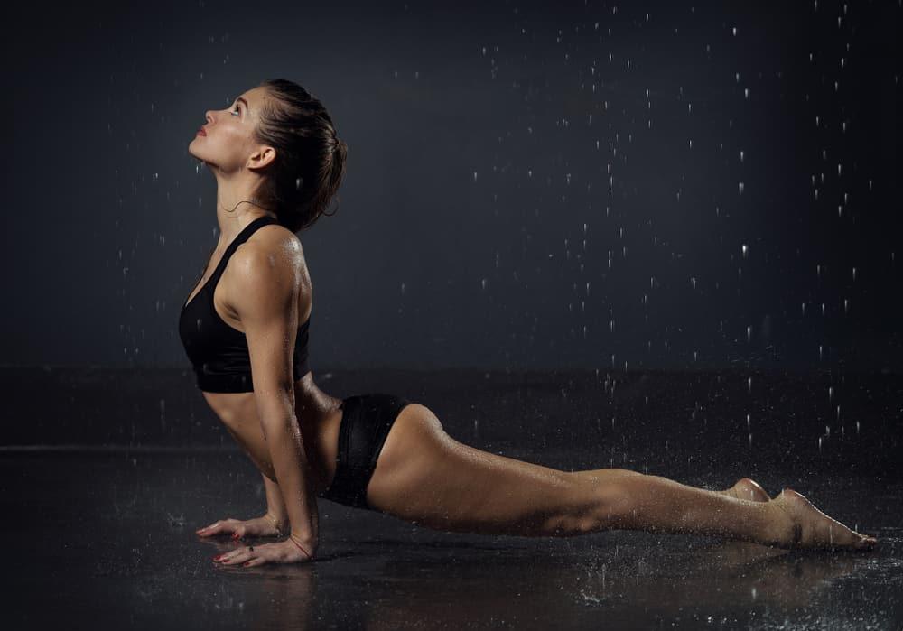 hot yoga benefits weight loss