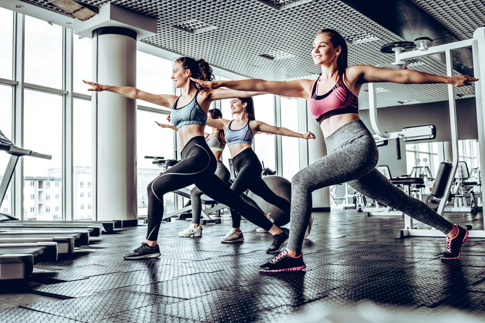 aerobic exercise at home for beginners