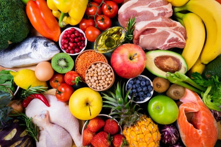 different types of diets to lose weight