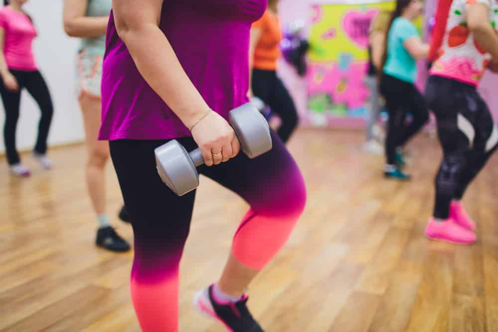 aerobic exercise for weight loss