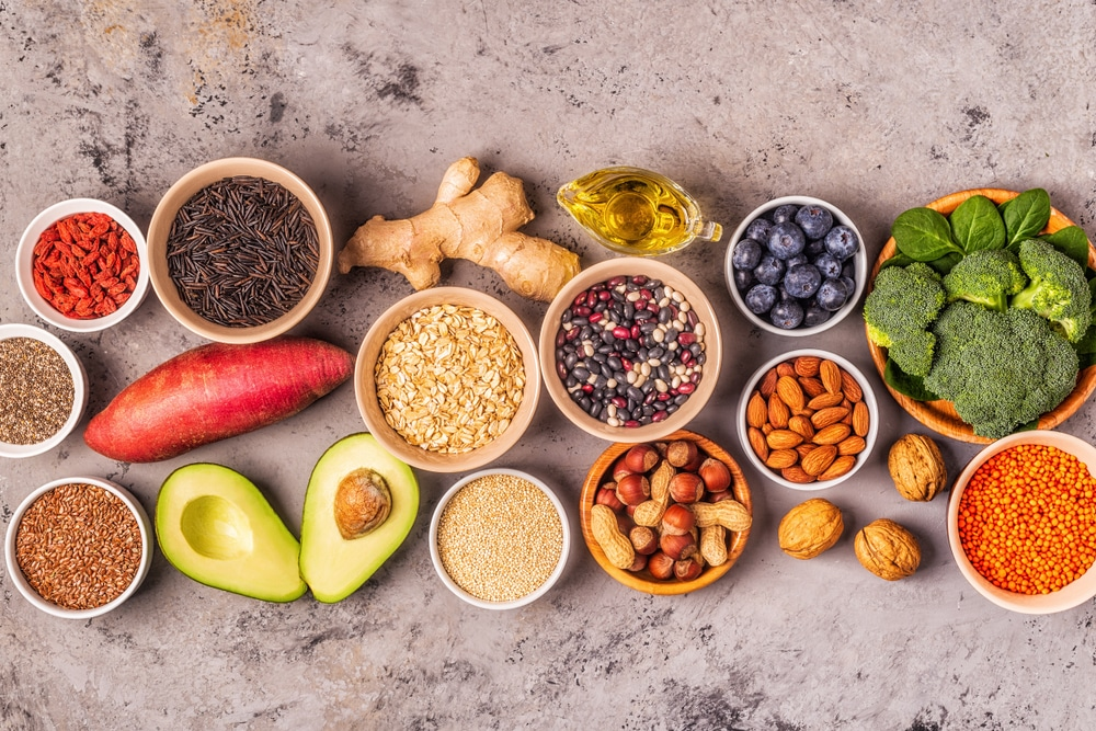 10 metabolism boosting foods