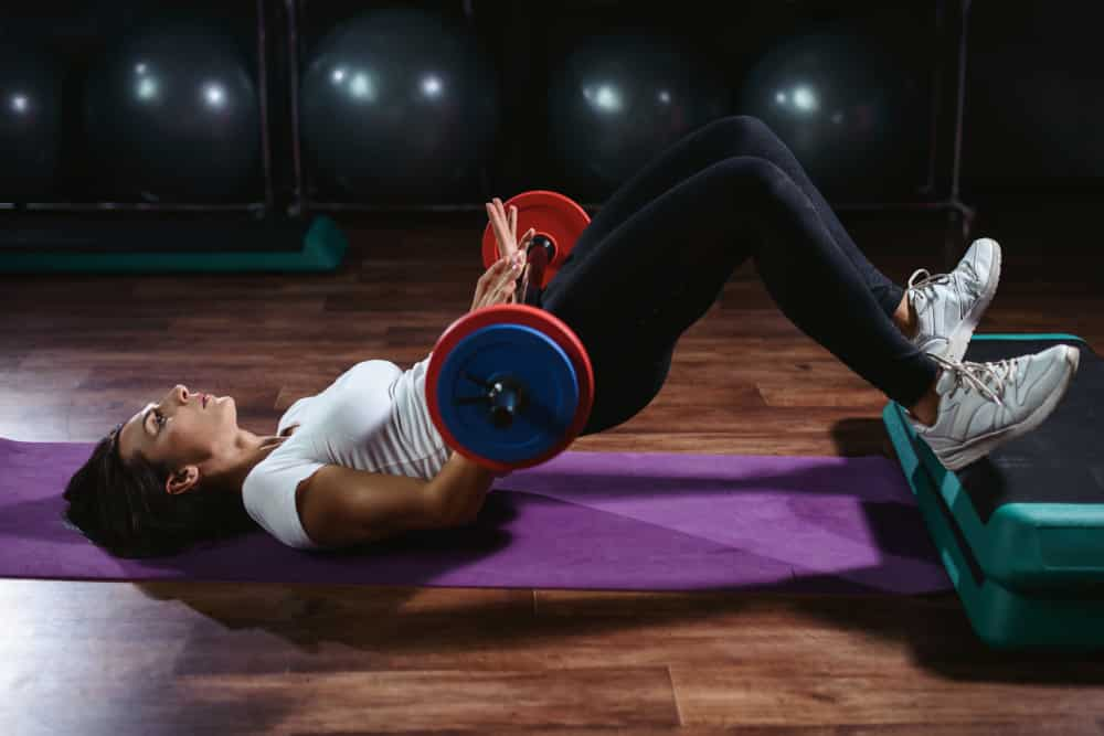 hamstring and glute exercises for men