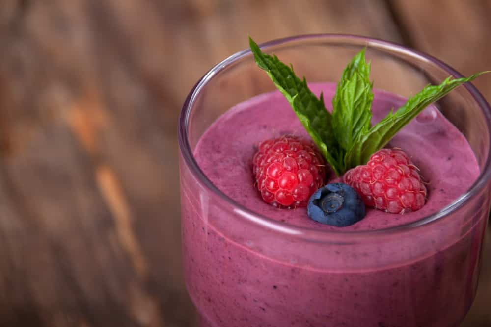smoothies to boost metabolism