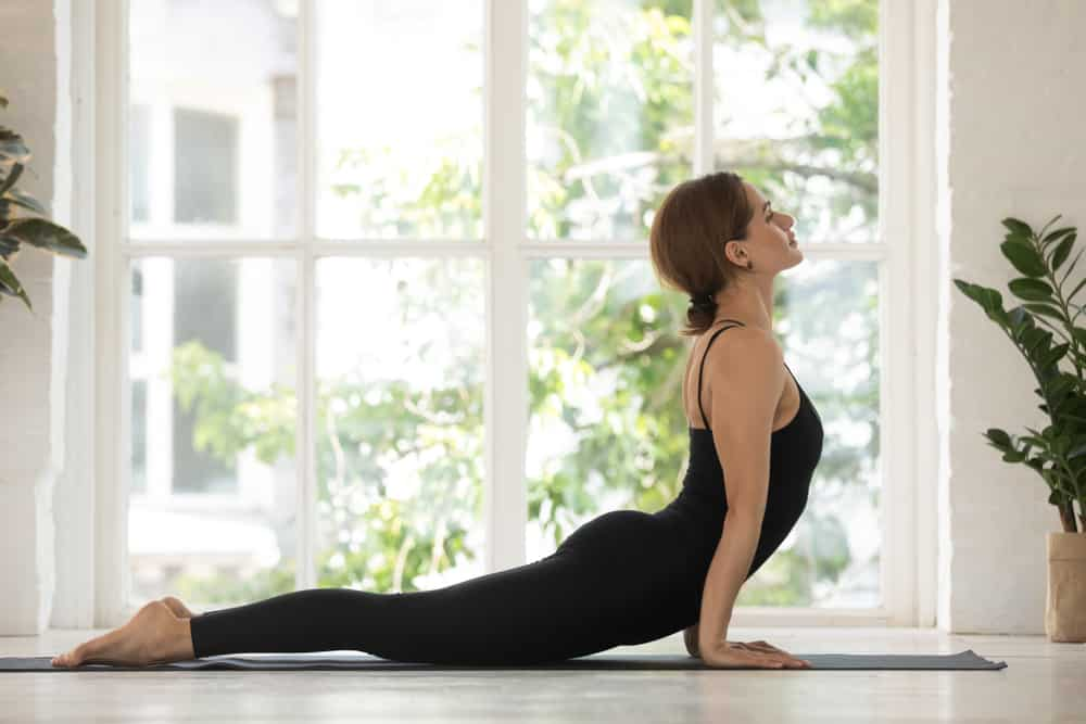 daily yoga poses for weight loss