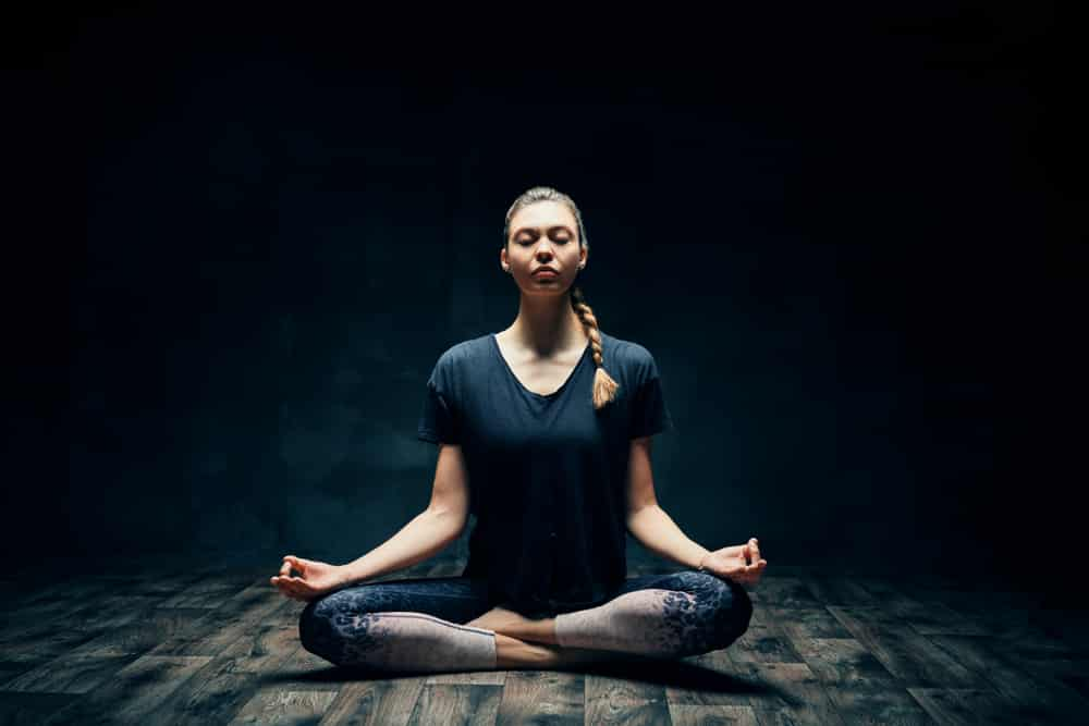 dark night meditation
