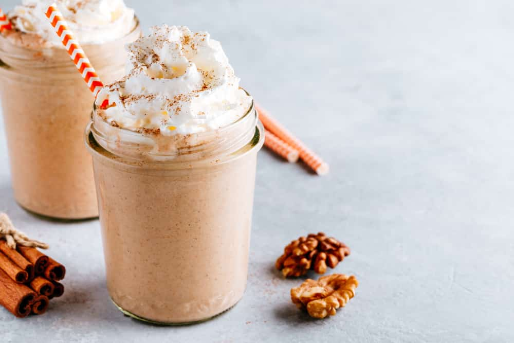 homemade protein shake recipes for weight gain