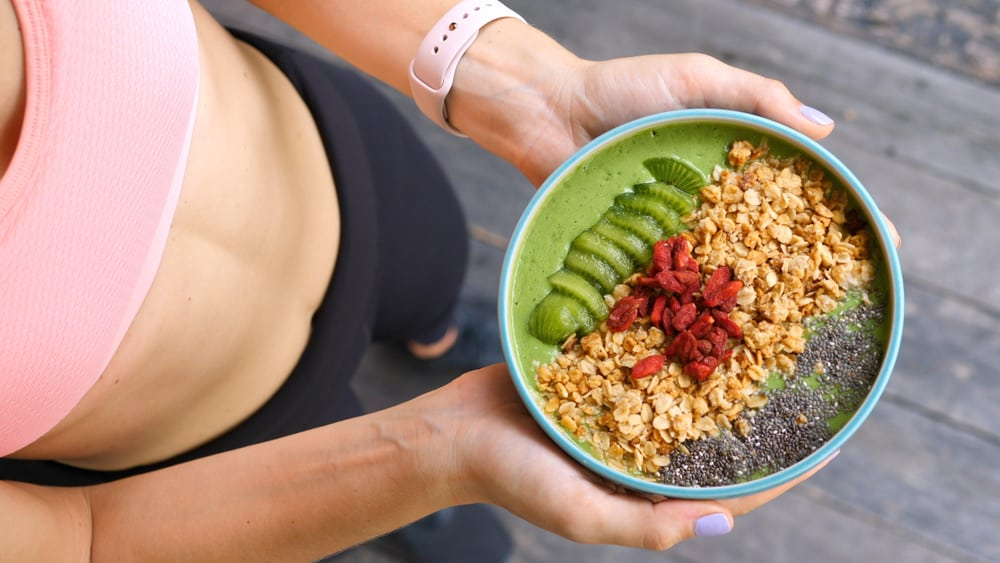what to eat before yoga