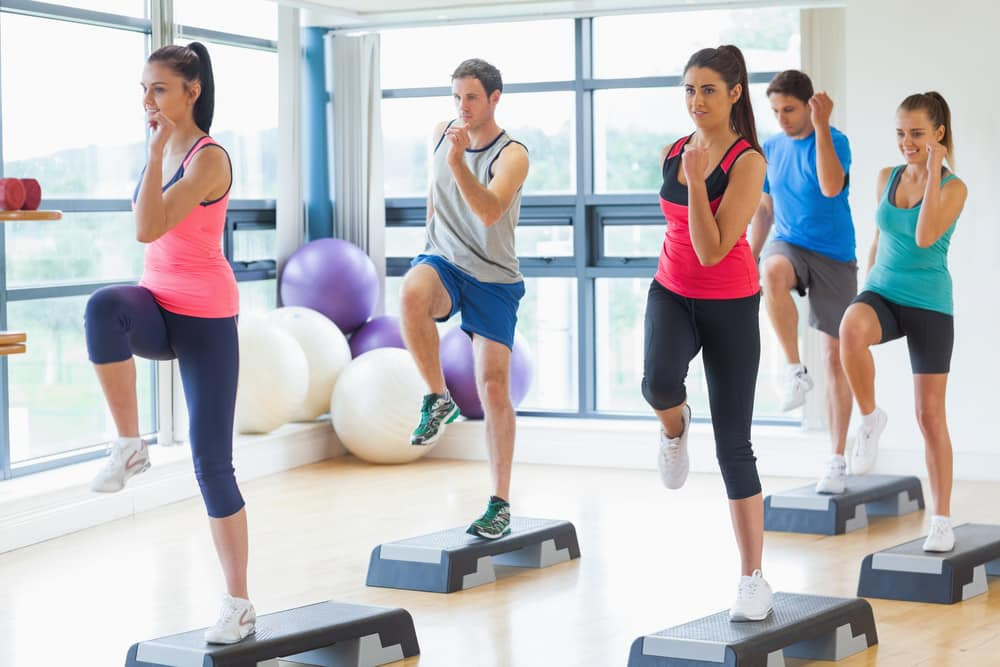 aerobic exercise at home