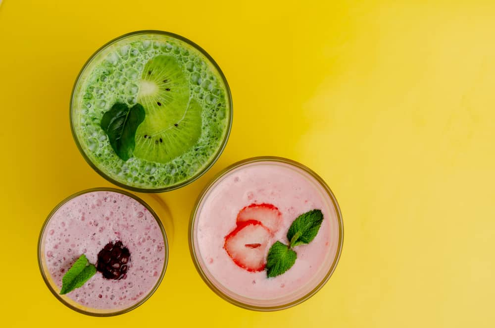 healthy breakfast smoothies for weight loss