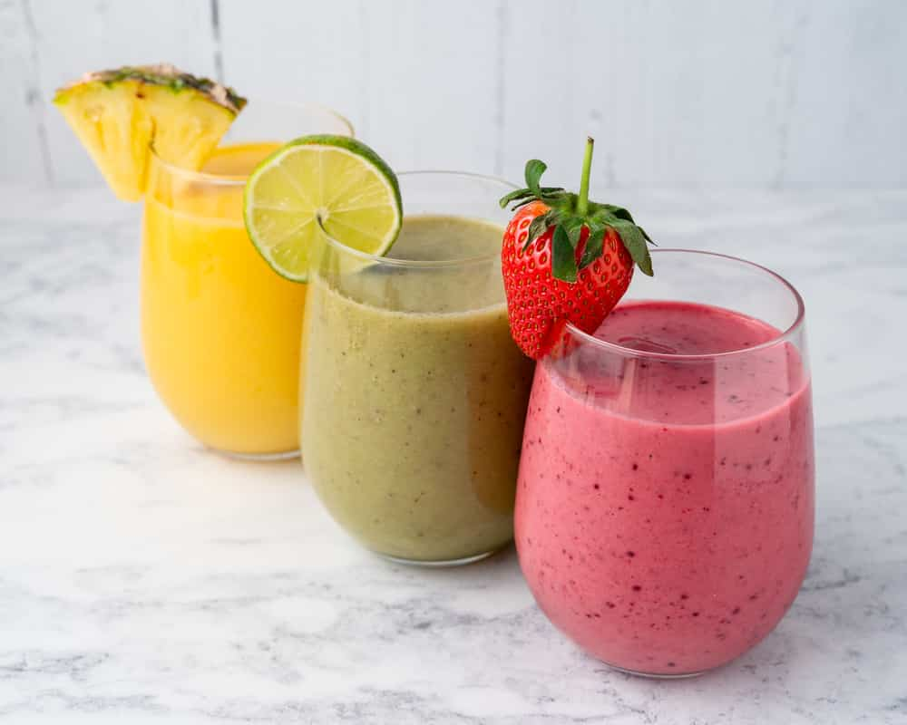 smoothies that boost metabolism without protein powder