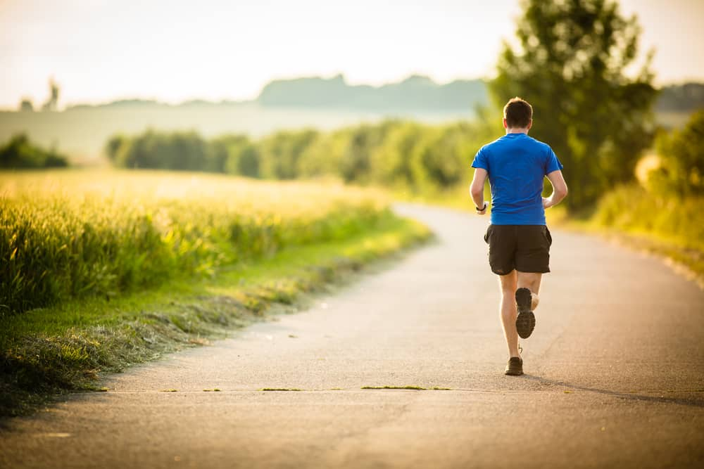 running for weight loss interval training