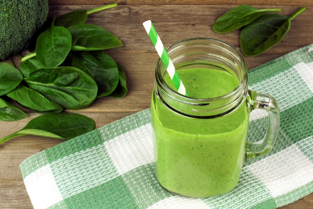 green tea smoothies for weight loss