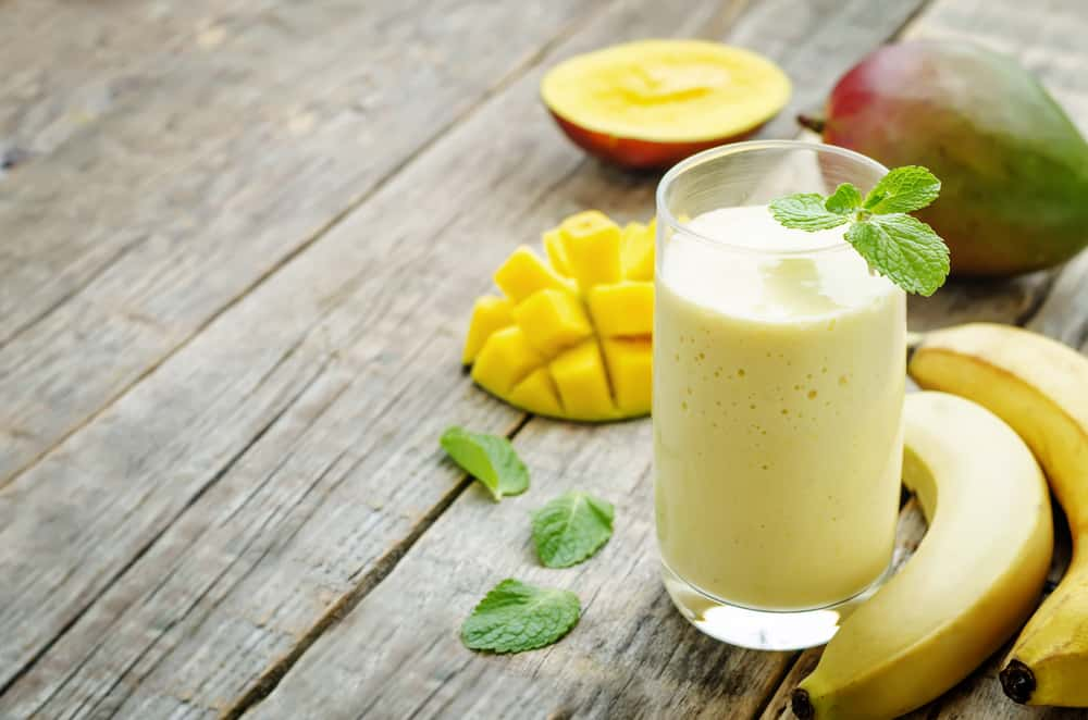 pineapple and banana smoothie for weight loss
