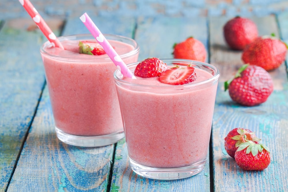 breakfast smoothies to boost metabolism