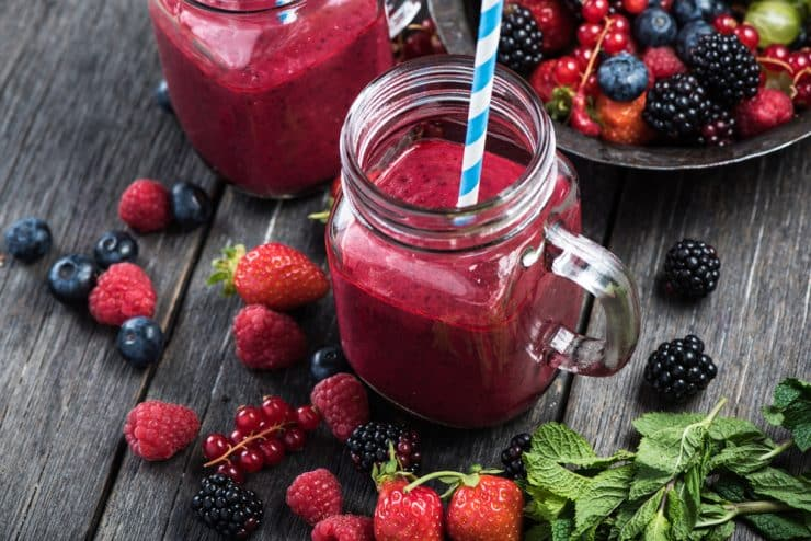 metabolism boost smoothies