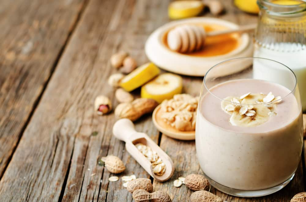 banana oatmeal smoothie for weight loss