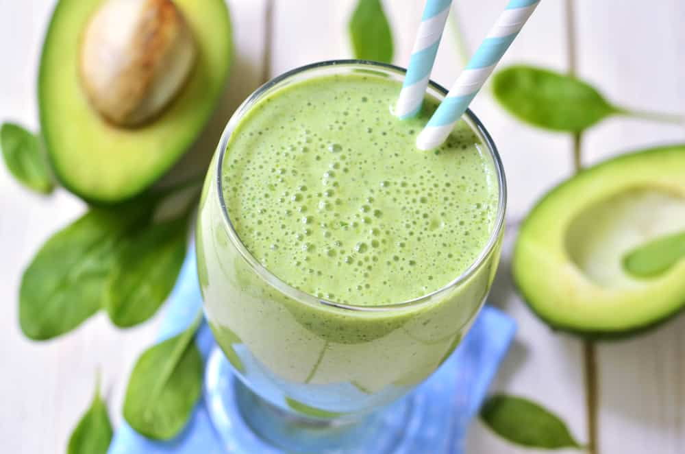 green smoothies for weight loss recipes
