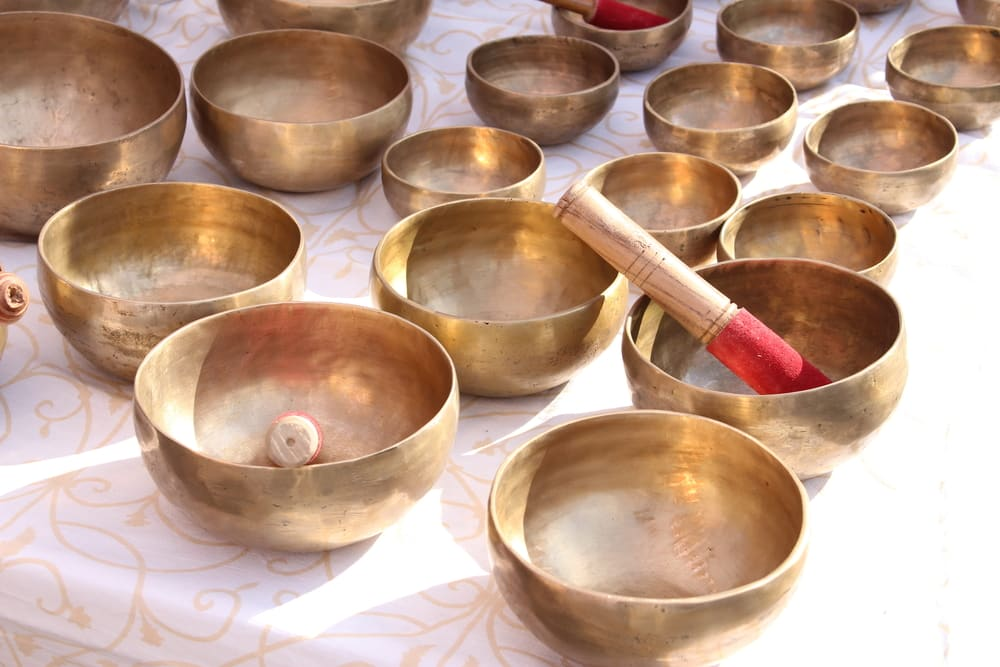 gong meditation benefits