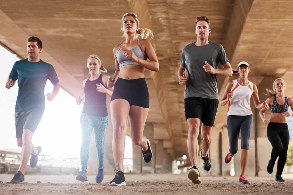 running for weight loss interval training plan