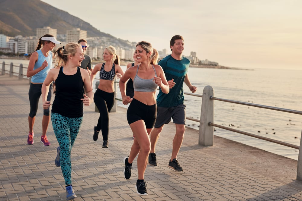 running and interval training for weight loss