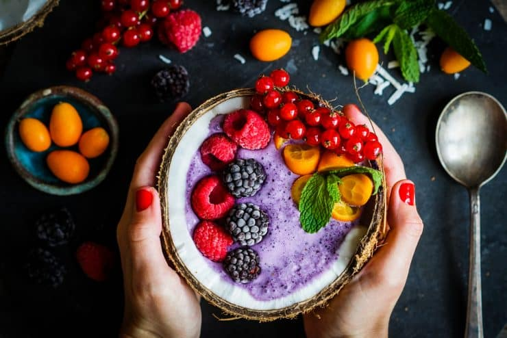 vegan smoothies for weight loss