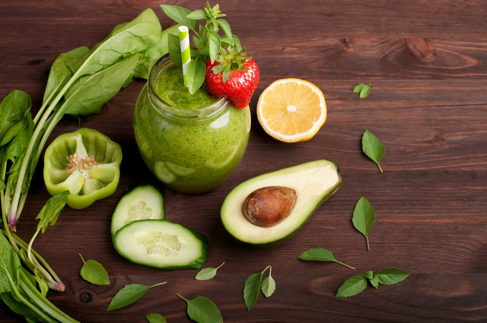 best green smoothies for weight loss