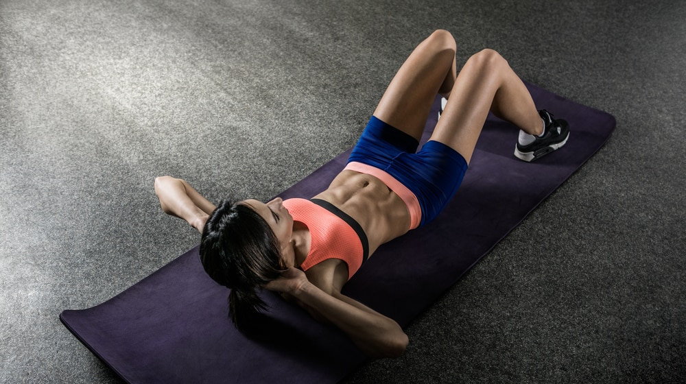how often should i workout abs