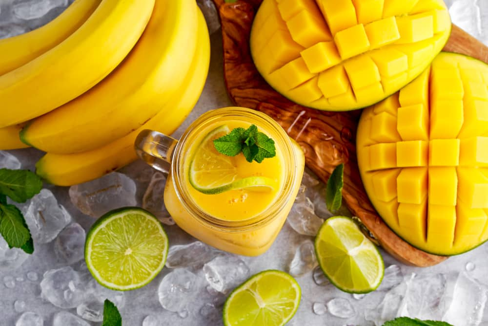 healthy breakfast detox smoothies to shed belly weight
