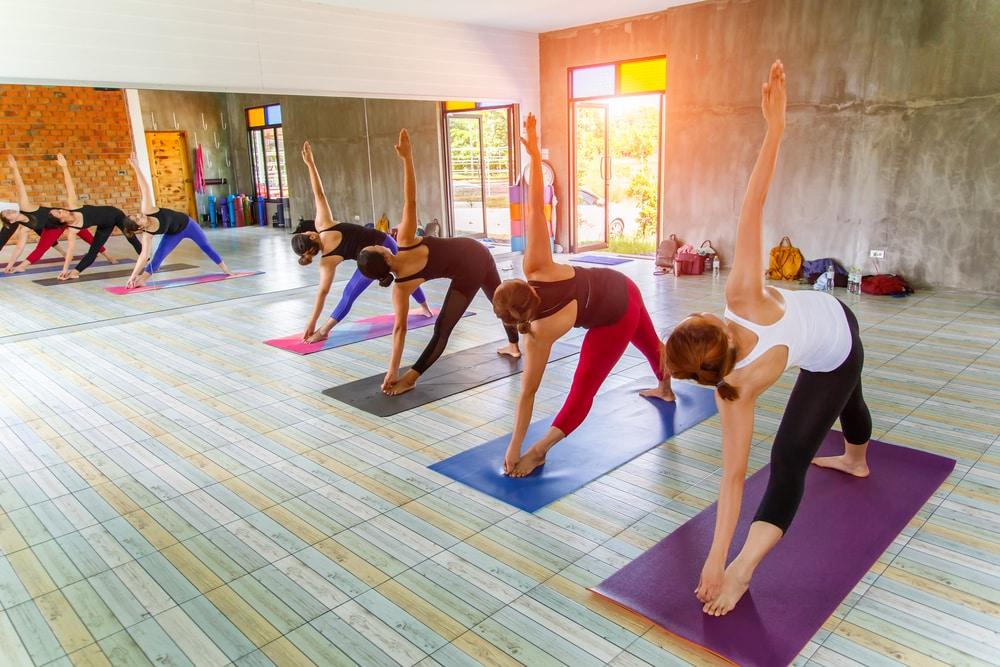 hot yoga weight loss