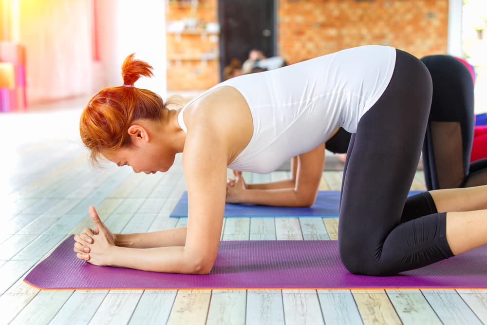 hot yoga weight loss results