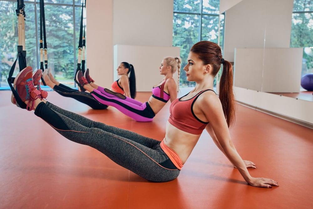 muscular endurance exercises list