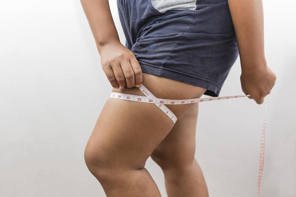 how to lose thigh fat men quickly