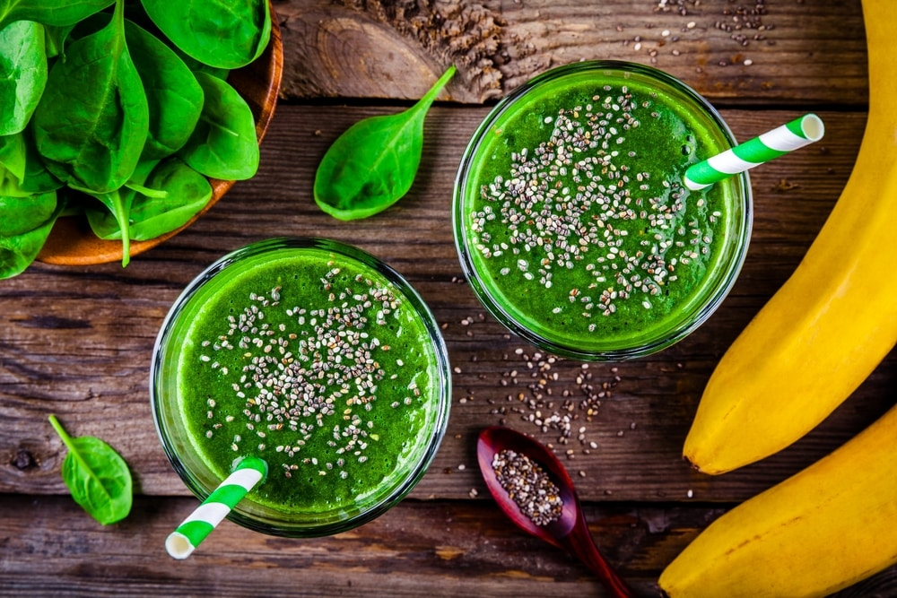benefits of green smoothies for weight loss