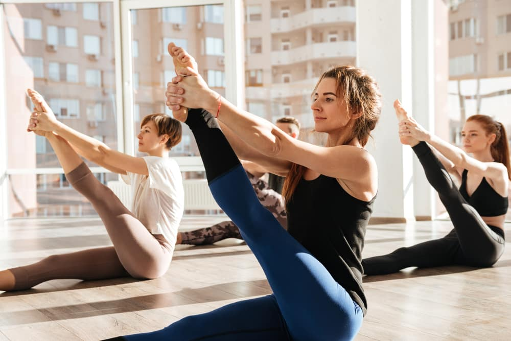 hot yoga everyday weight loss
