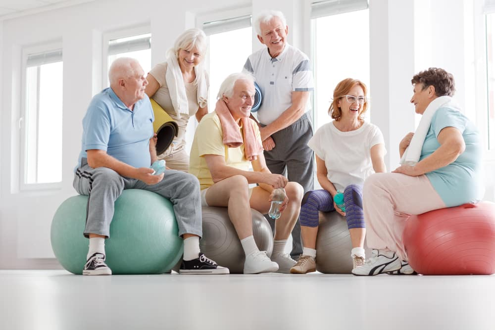best balance exercises for seniors