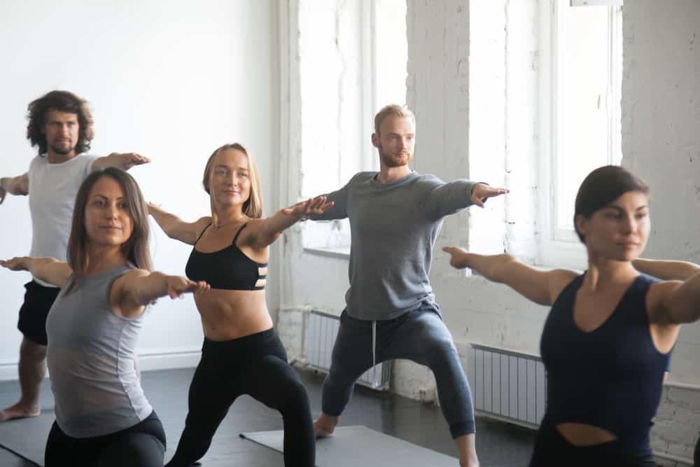tabata yoga calorie burn
